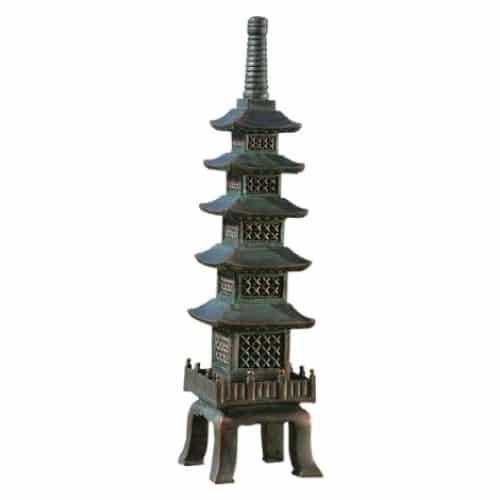 The Nara Temple Garden Pagoda