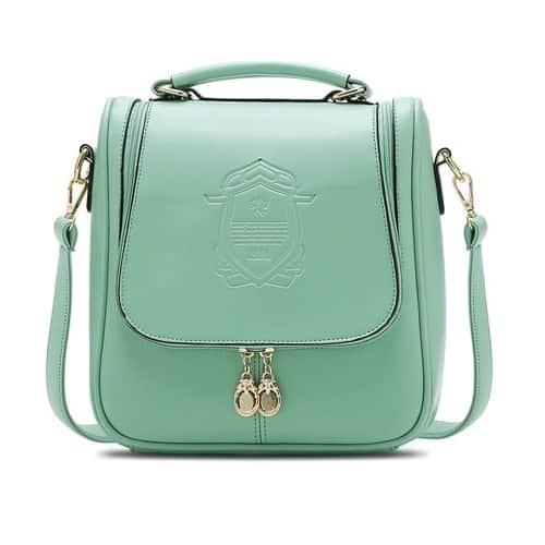 Mint Classic Shoulder Bag