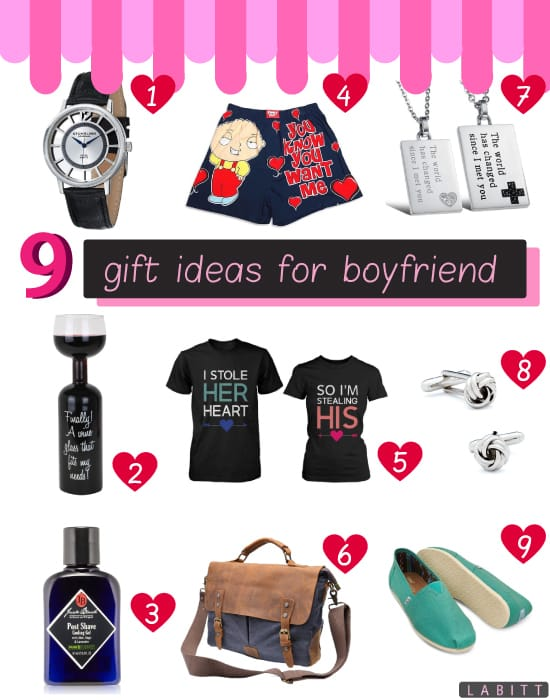 25 Unique Gift Ideas for Your Husband, Dad, Boyfriend, and ... |Great Boyfriend Gift Ideas