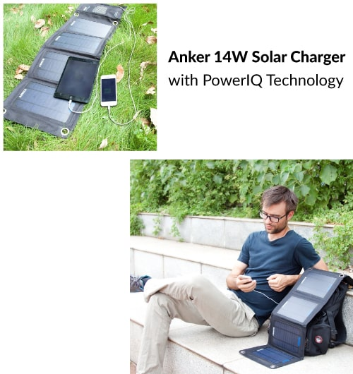Anker Outdoor Solar Charger with PowerIQ Technology