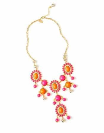 Lilly Pulitzer Bib Statemetn Necklace