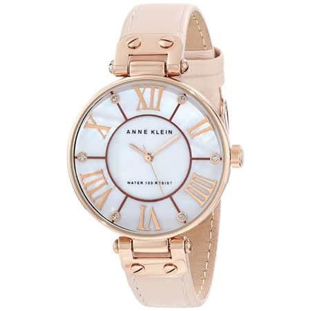 Anne Klein Women's Rose Gold Watch