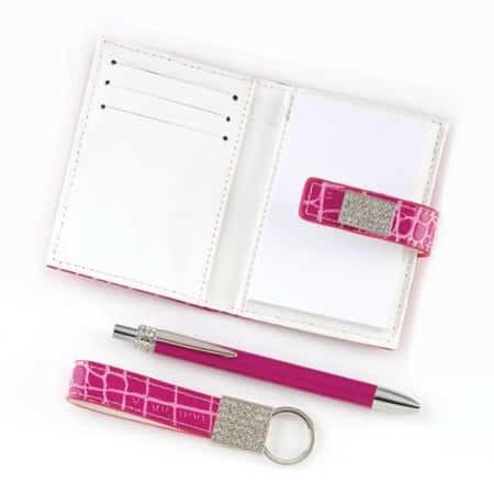 Pink Executive Gift Set