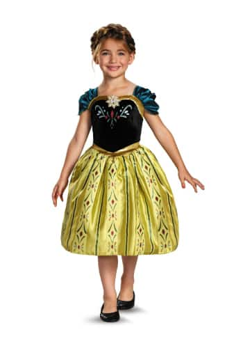 Princess Anna Coronation Gown