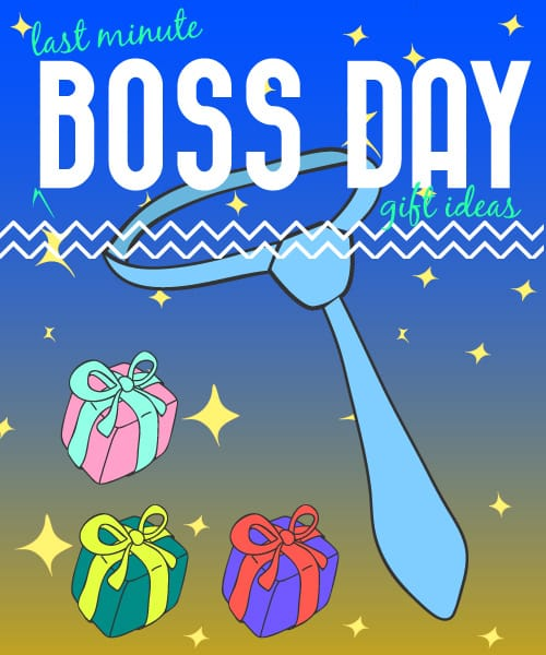 Boss Day Gift Ideas