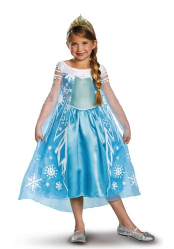 Princess Elsa Snow Queen