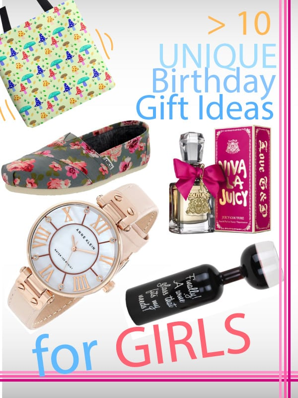 Birthday Gift Ideas for Her