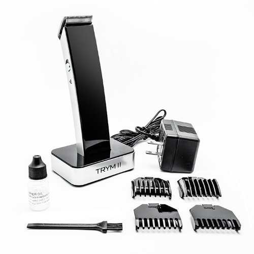 TRYM II Hair Clipper & Accessories