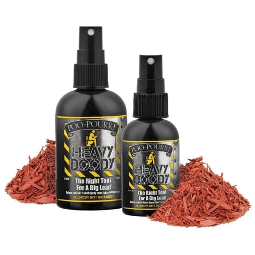 Heavy Doody Poo-Pourri Bathroom Deodorizer Set