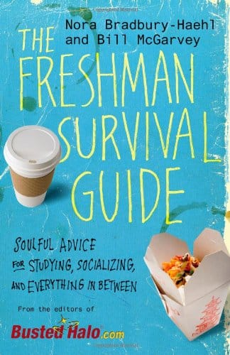 high school graduation gift for her - The Freshman Survival Guide