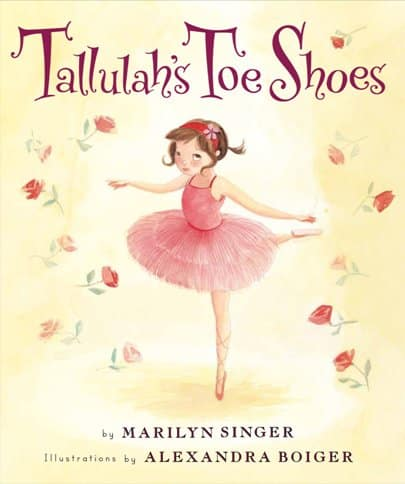 first dance recital gift ideas - Tallulah's Toe Shoes