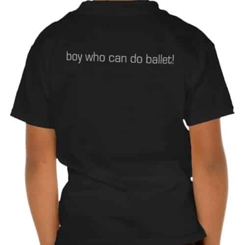 first dance recital gift ideas - back