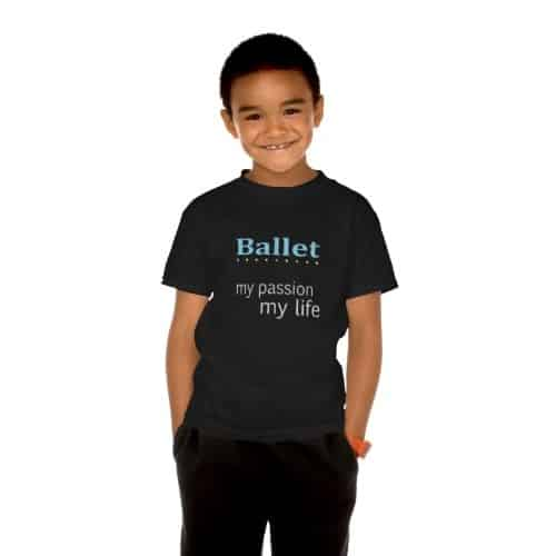 first dance recital gift ideas - Ballet Boy T-Shirt