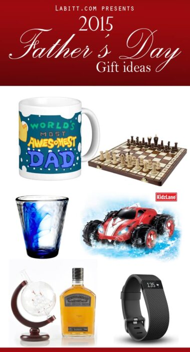 Gift Ideas for Dad this June