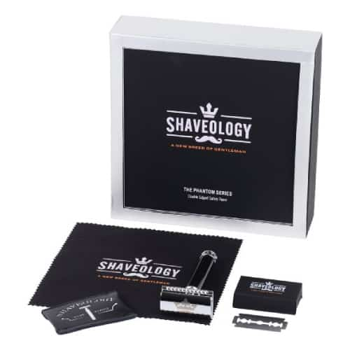Shaveology Double Edged Safety Razor Set