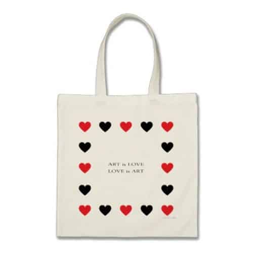 Art and Love Bag