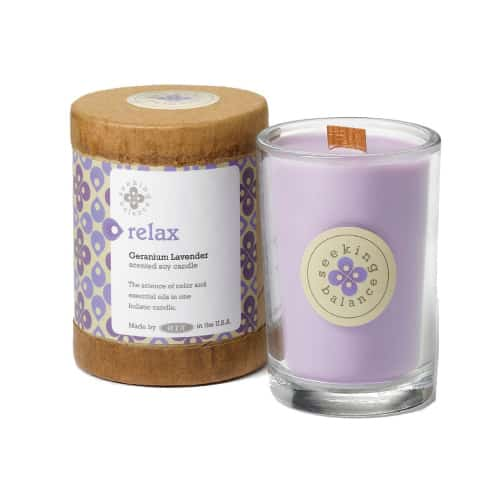 Root Seeking Balance Candle