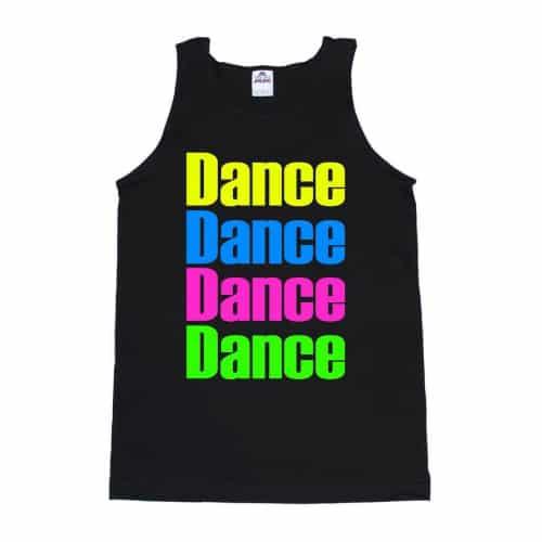 Neon Dance Top