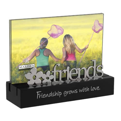 Malden Friends Desktop Picture Frame