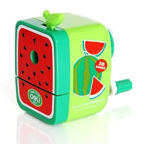 Watermelon Pencil Sharpener