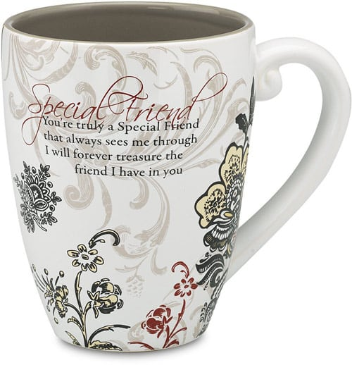 Special Friend Mug ~ Mark My Words
