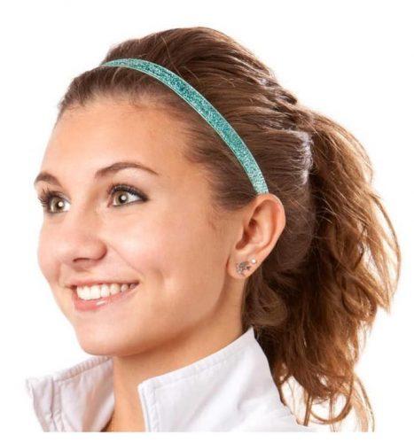 Glitter Headbands 5-pack