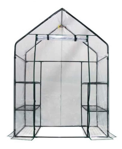 Deluxe Walk-In Greenhouse