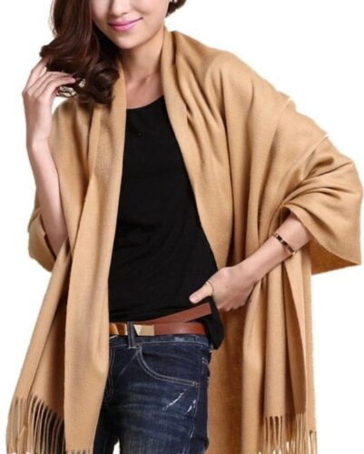 Extra Large Cashmere Scarf