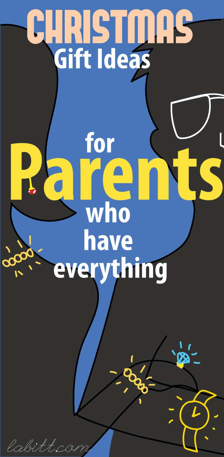 gift ideas for parents who have everything