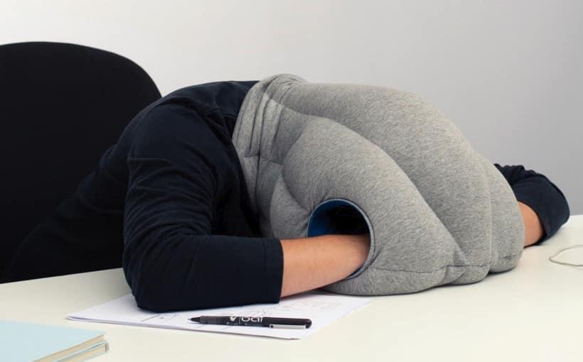 Ostrich Head Pillow