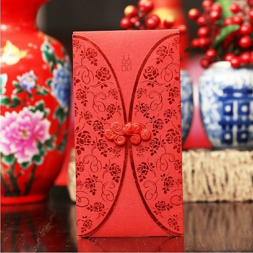 Cheongsam Design Money Envelope