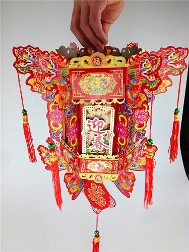 DIY Chinese Lantern Set