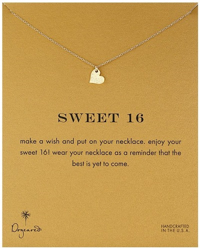 Sweet 16 Birthday Gift Ideas For Teen Girls