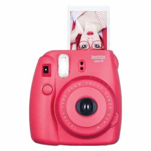 sweet 16 birthday gift ideas for teen girls - Fujifilm Instax Mini 8 Instant Film Camera