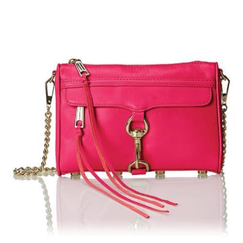 sweet 16 birthday gift ideas for teen girls - Rebecca Minkoff Mini Mac Cross-Body Bag