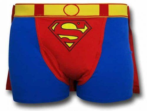 Superman Caped Boxer Brief