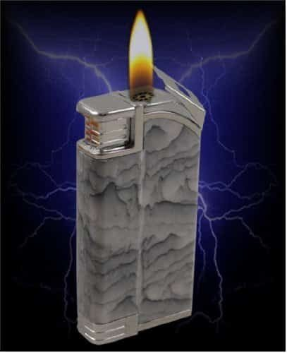 april fools day evil prank ideas. shocking lighter with real flame