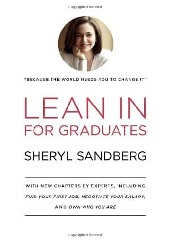 college graduation gift ideas for her - Lean In for Graduates