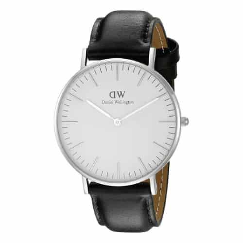college graduation gifts for guys - Daniel Wellington Men Sheffield Watch