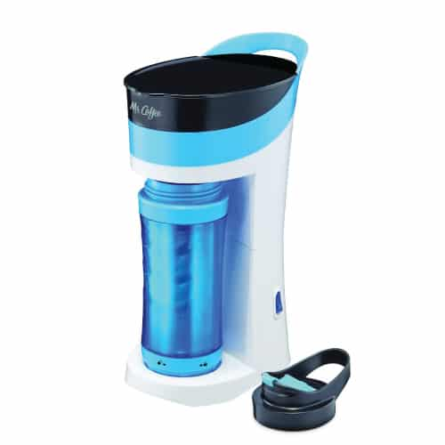 college graduation gifts for guys - Mr. Coffee Pour! Brew! Go! Personal Coffee Maker