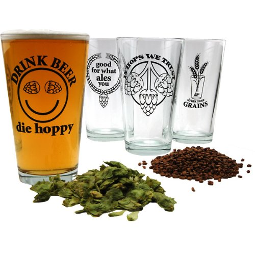 Funny Beer Glass Collection