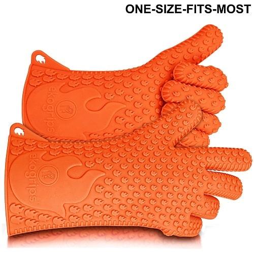 Ekogrips Max Heat Silicone BBQ Gloves