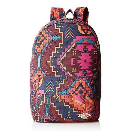 Billabong Hand Over Love Backpack. School supplies for college. Off to college gifts for girls.