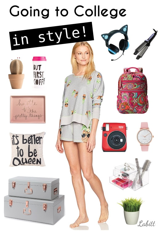 Going To College   gift ideas, dorm room ideas, college supplies, college essentials