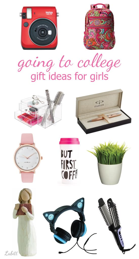 Going to college gift ideas for girls | Dorm room decor | College essentials