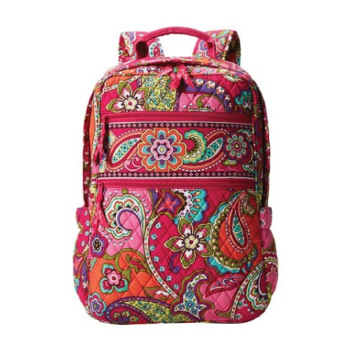 Vera Bradley Tech Backpack. School supplies for college. (Going to college gift ideas)