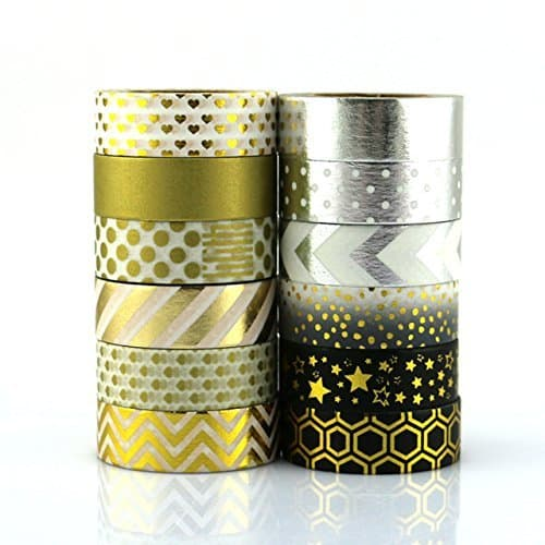 washi masking tape collection