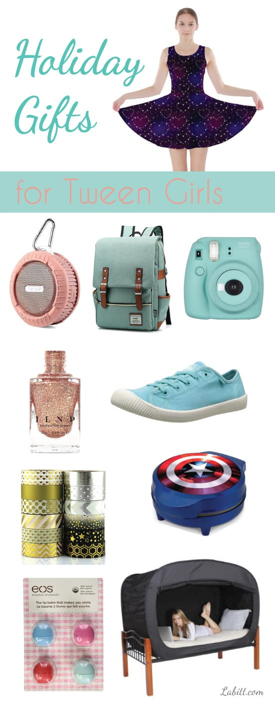 Christmas Gifts Tween Girls Love