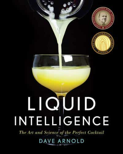 liquid intelligence: the art and science of the perfect cocktail | hostess gifts