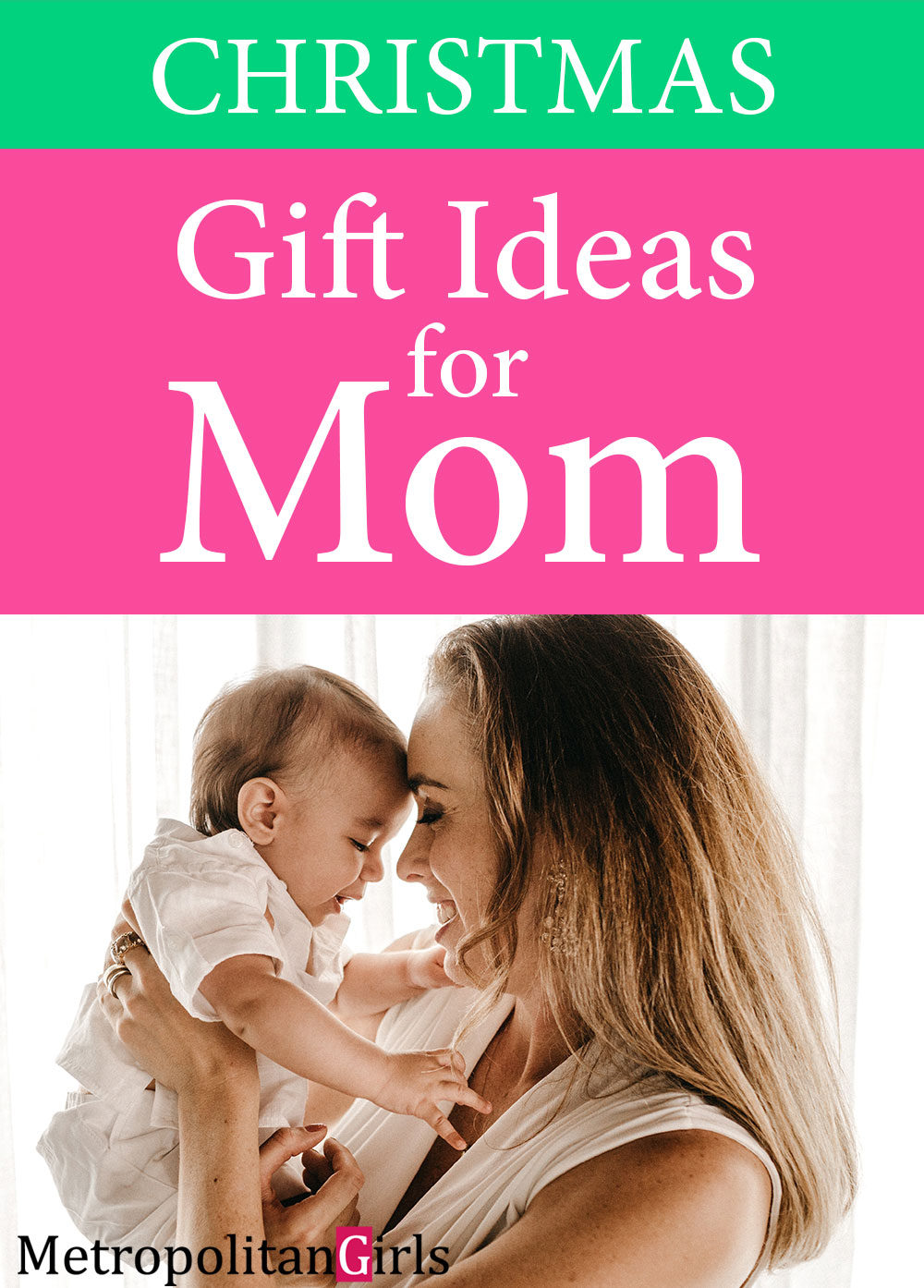 Top 15 Christmas Gifts Mom Will Actually Love 2019
